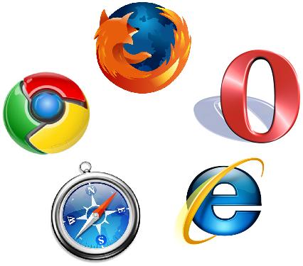 Compatibilité principaux navigateurs web