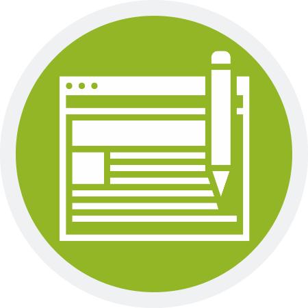 Rédaction contenus web